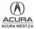 Acura West logo