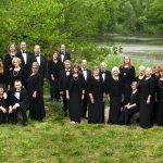 Karen Schuessler Singers by the river - 2017