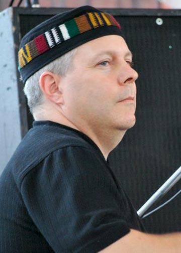 Rob Larose – Percussionist