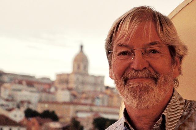 Simon Davies, President