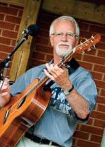 Bernie Gilmore - Singer, Guitar and Banjo